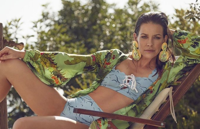 Happy Birthday Evangeline Lilly