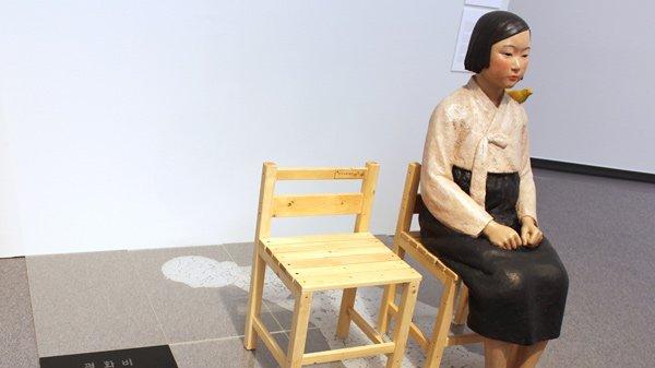 表現 の 不 自由 展 少女 像