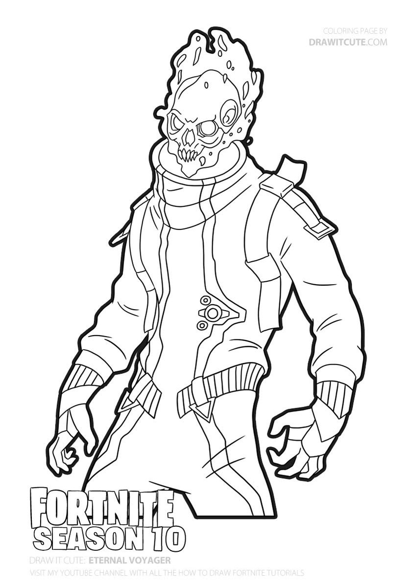 Coloring Pages Fortnite Season 10 Coloring And Drawing Find more coloring pages online for kids and adults of infinity fortnite season 10 coloring pages to print. coloring pages fortnite season 10