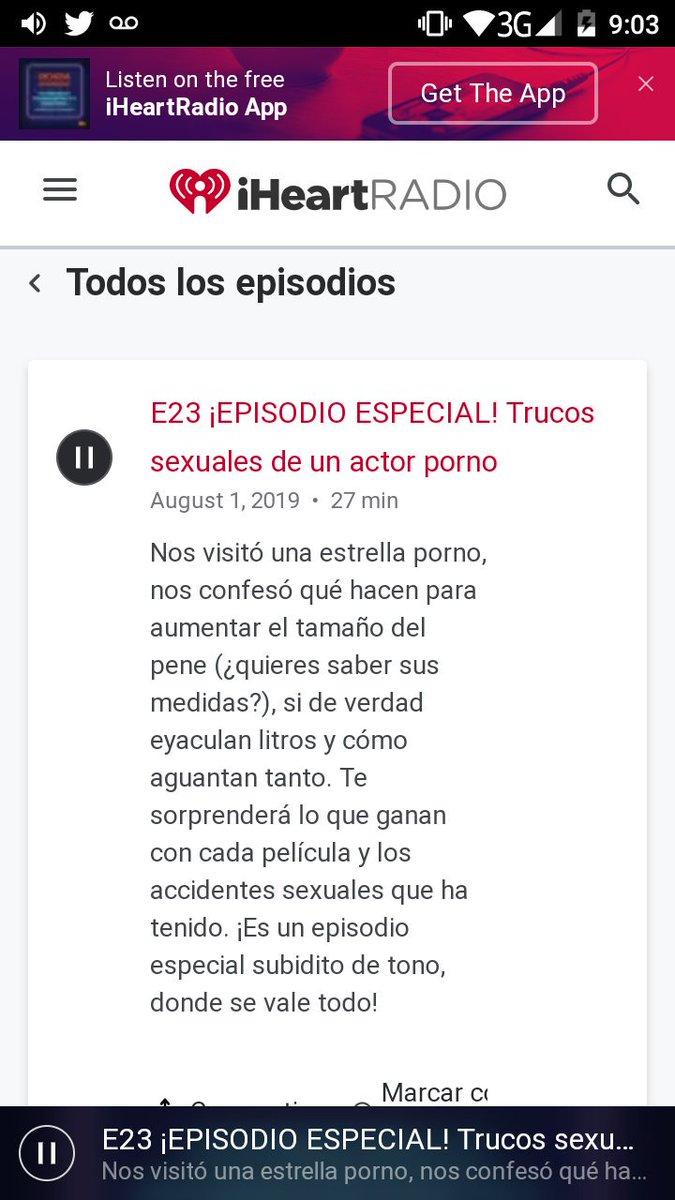 """Actor Porno Eyaculando fortuna dichi в twitter: """"¿ya escucharon el episodio"""