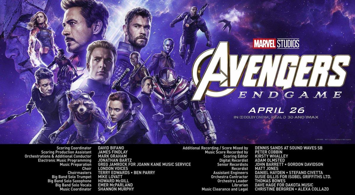 """Organo V Twitter À¸£à¸²à¸¢à¸Š À¸à¸œ À¸—ำดนตร À¸›à¸£à¸°à¸à¸à¸š Avengers Endgame 2019 Music By Alan Silvestri Https T Co Hwfcojegkm À¹€à¸""""รด À¸• À¸Š À¸ À¸à¹€à¸§à¸™à¹€à¸ˆà¸à¸£ À¸ª À¹€à¸œà¸"""" À¸ˆà¸¨ À¸ Https T Co G8gbcjqgsd"""