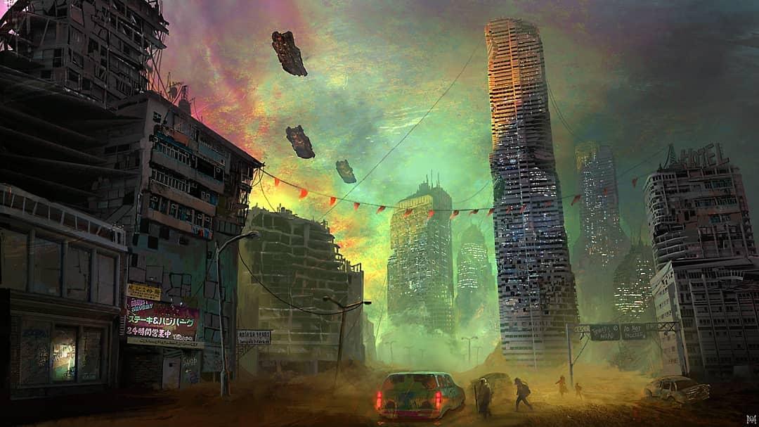 Kitbash3d Warzone