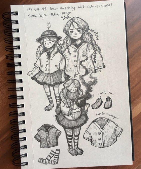 Mai's Sketchbook EBDlO3aWwAAGT2S?format=jpg&name=small