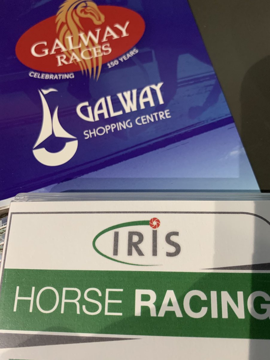 test Twitter Media - Saturday @Galway_Races https://t.co/UFTX0EsUGs