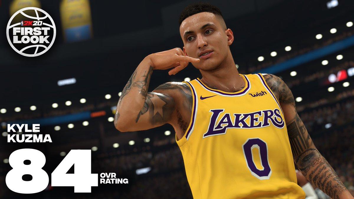 NBA 2K20 (@NBA2K) | Twitter