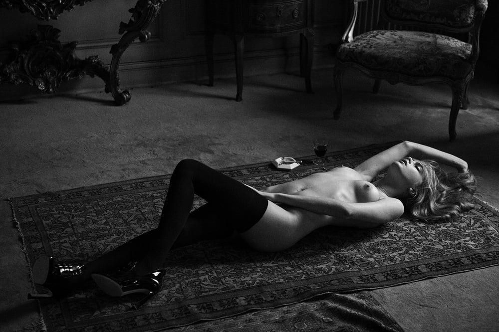 Cara Delevingne – Interview Magazine April (2013)  – Celeb Nudity