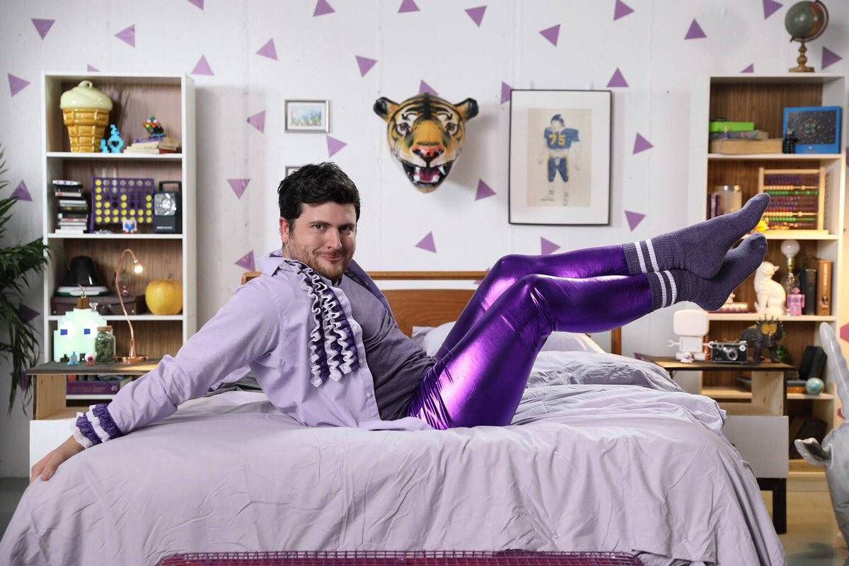 Galang 22 On Twitter Never Forget That Olanrogers Was In A Purple Mattress Commercial And It Was Legendary
