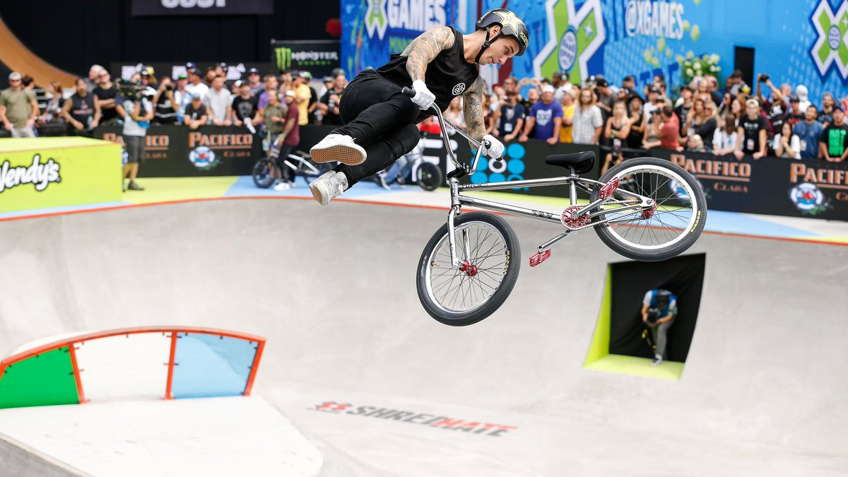 Dany Torres wins in Dubai, takes overall X-Fighters lead