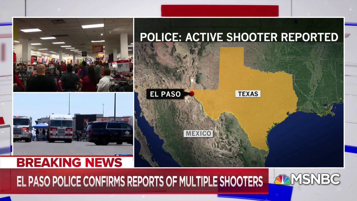 Image result for el paso shooting multiple gunmen