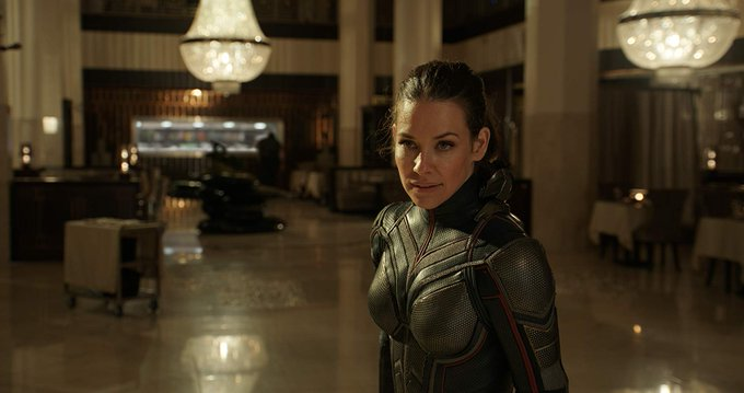 Happy birthday, Evangeline Lilly! Keep on stinging .