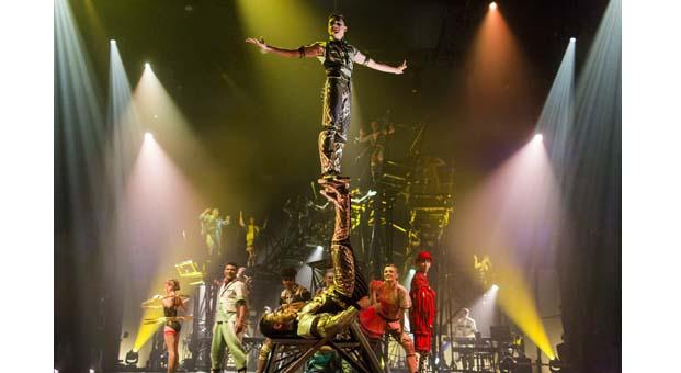 Cirque du Soleil'in yeni şovu İstanbulluları büyüleyecek