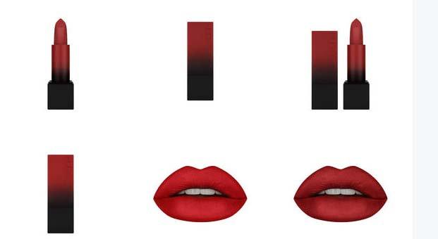 Huda Beauty ile ikonik mat dudaklar