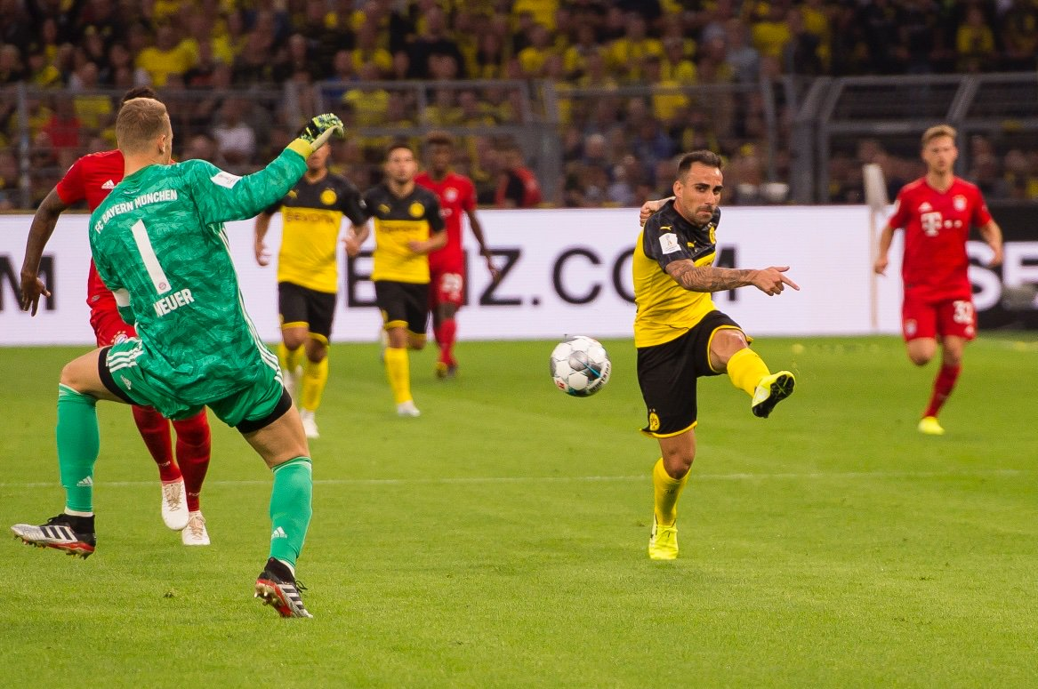 Боруссия - Бавария 2:0. Многообещающее начало сезона для Дортмунда - изображение 1