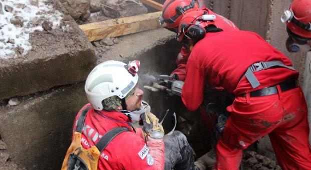 Türk insanının yüzde 55'ininhala deprem hazırlığı yok
