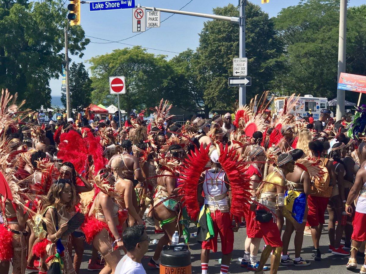Caribana 2019 takes over the streets of Toronto