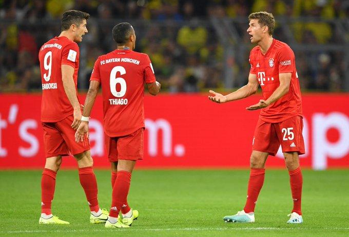 Боруссия - Бавария 2:0. Многообещающее начало сезона для Дортмунда - изображение 2