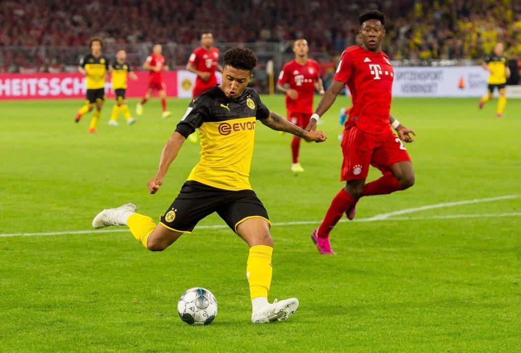 Боруссия - Бавария 2:0. Многообещающее начало сезона для Дортмунда - изображение 3