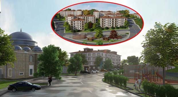 Bartın'da yöresel mimarili konutlar