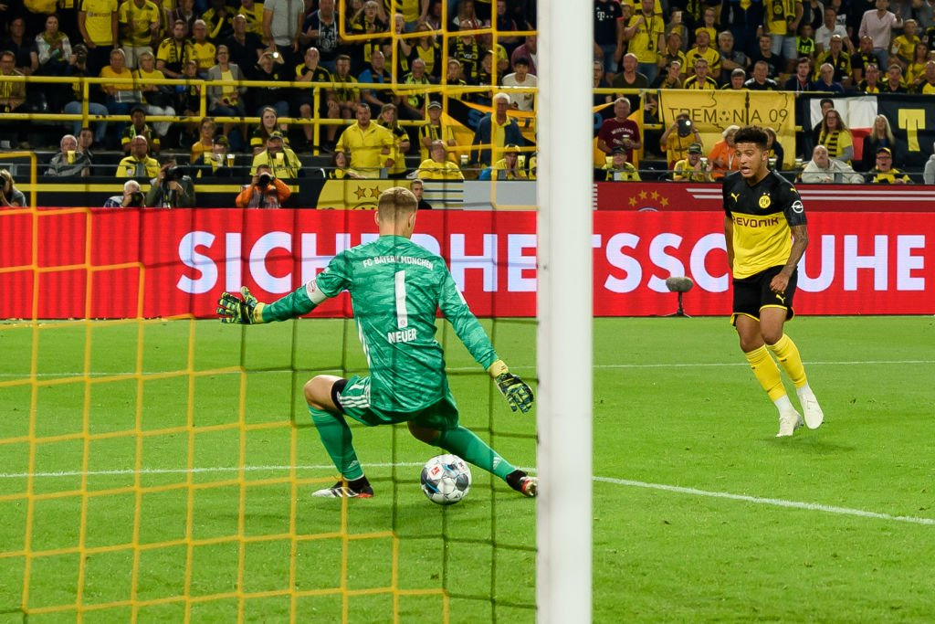 Боруссия - Бавария 2:0. Многообещающее начало сезона для Дортмунда - изображение 4
