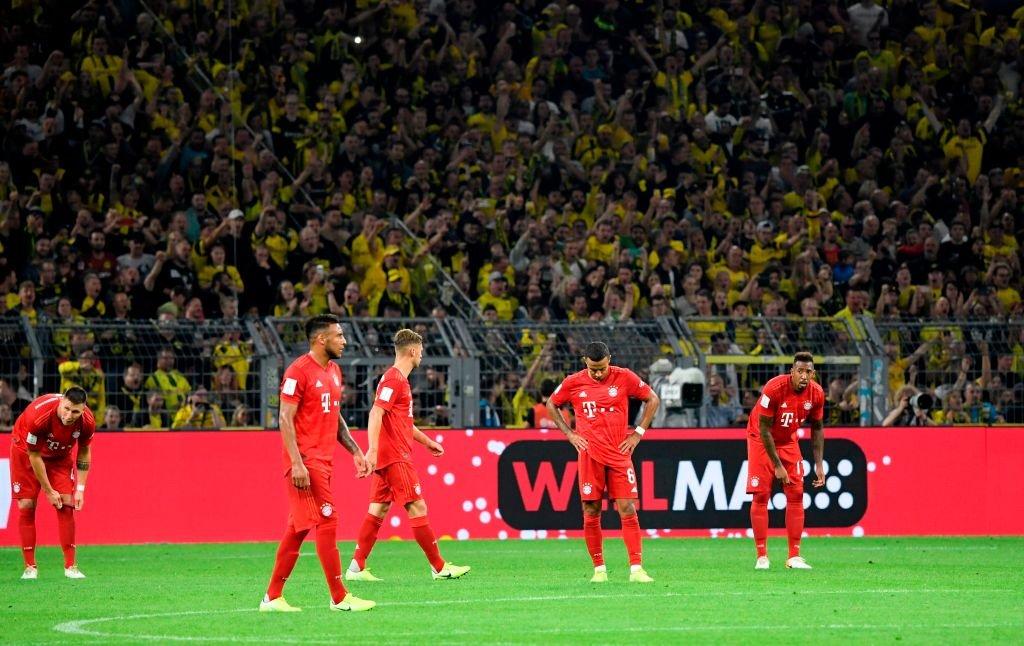 Боруссия - Бавария 2:0. Многообещающее начало сезона для Дортмунда - изображение 6
