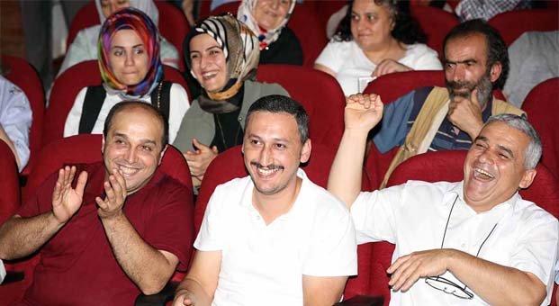 Erzincan'da TOKİ kura sevinci