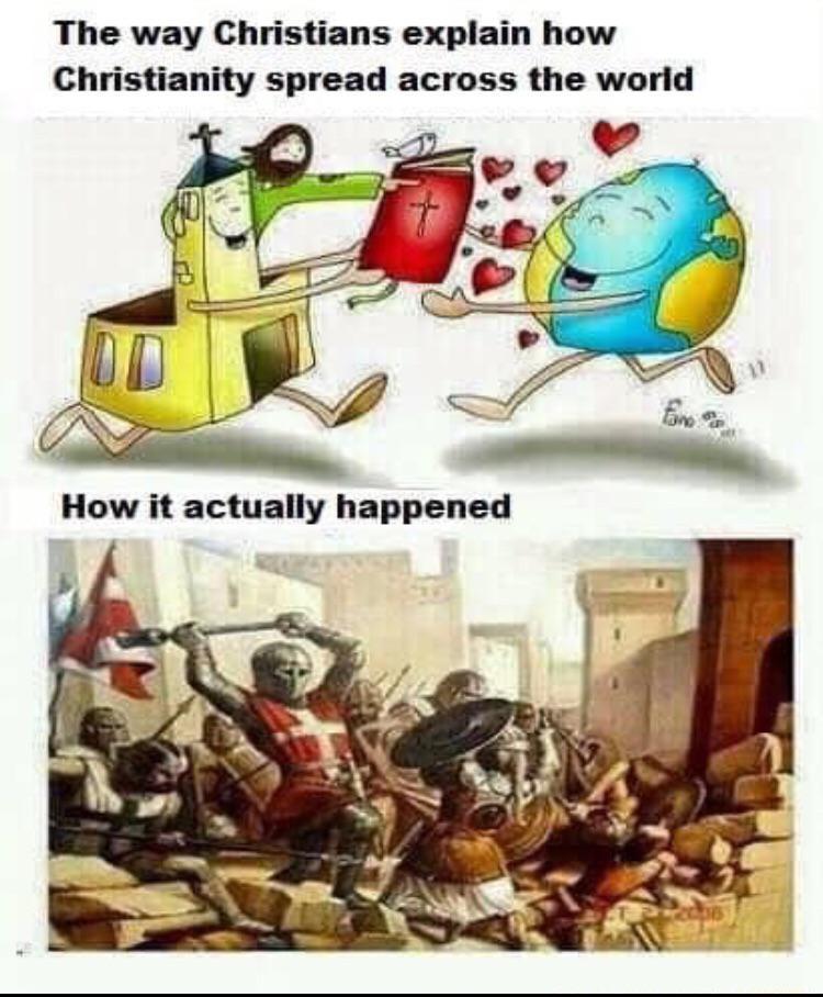 Memes crusade World of