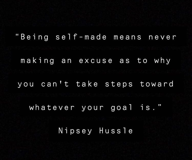 nipseyhussle hashtag on Twitter