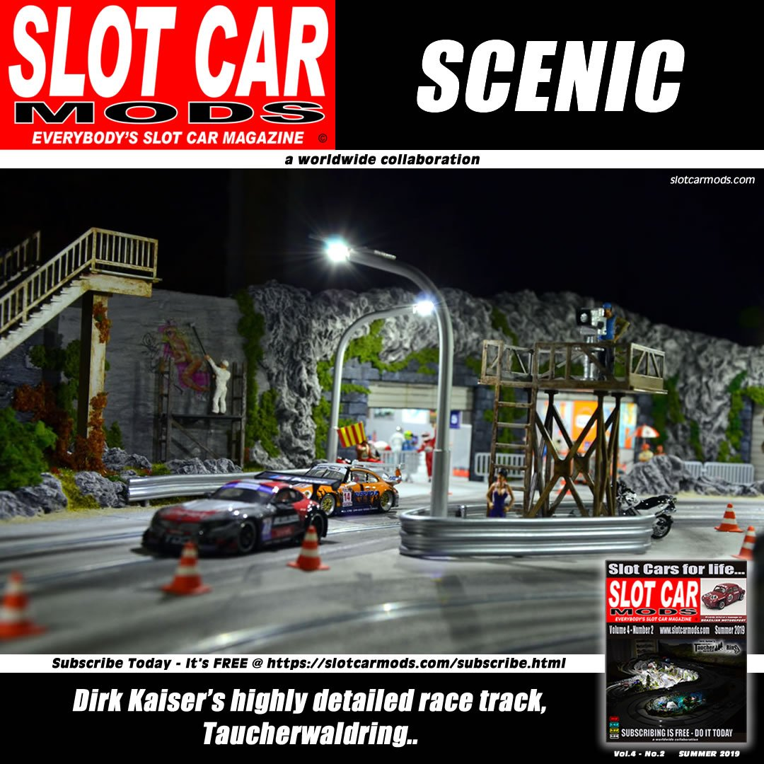 Slot cars the video game