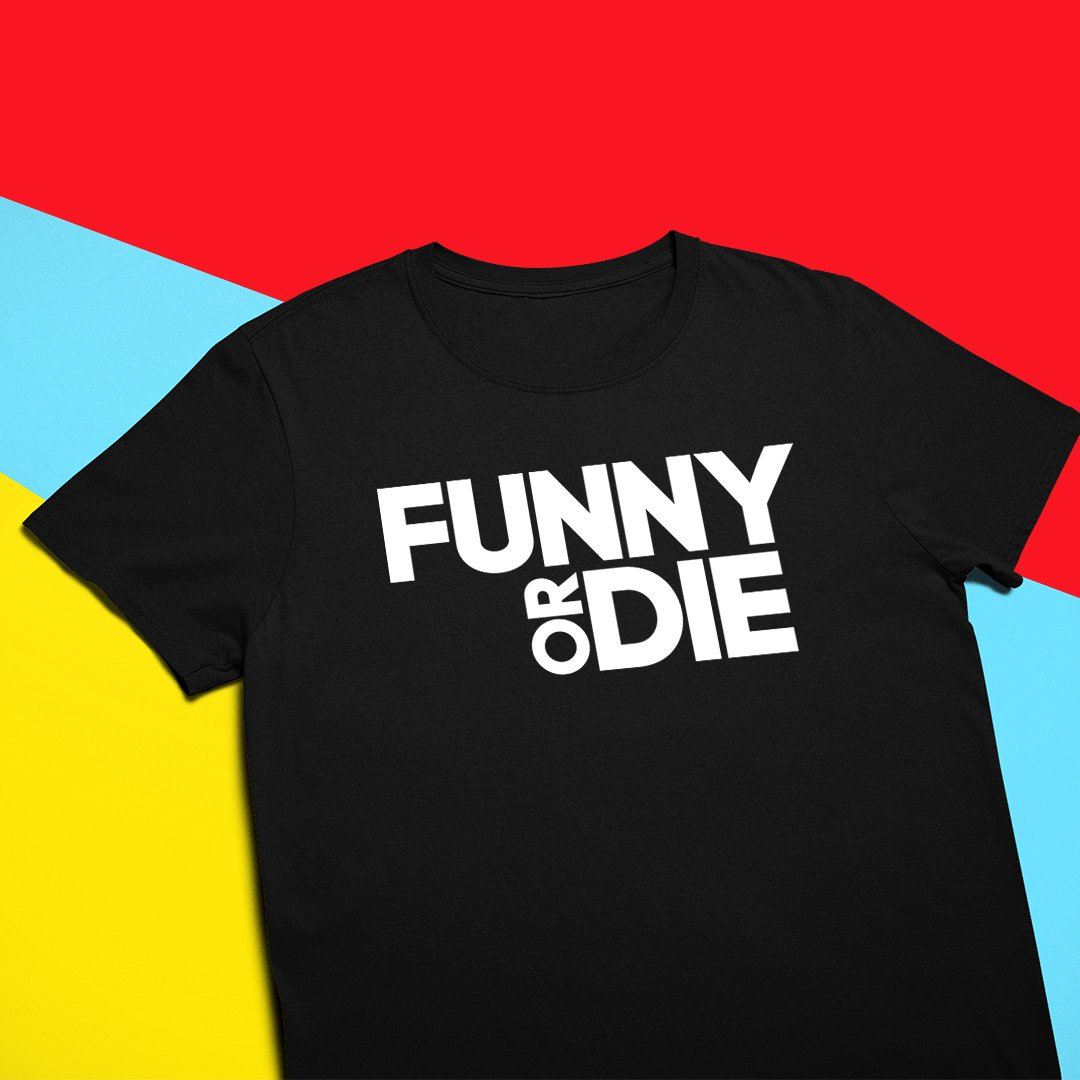 We have a brand new store! Filled with brand new shirts! We made them! They're good for wearing! Now featuring arm holes! https://shop.funnyordie.com/