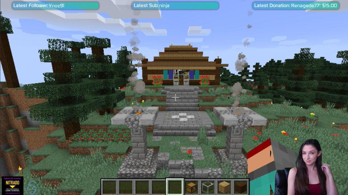 Nitrado Minecraft Server