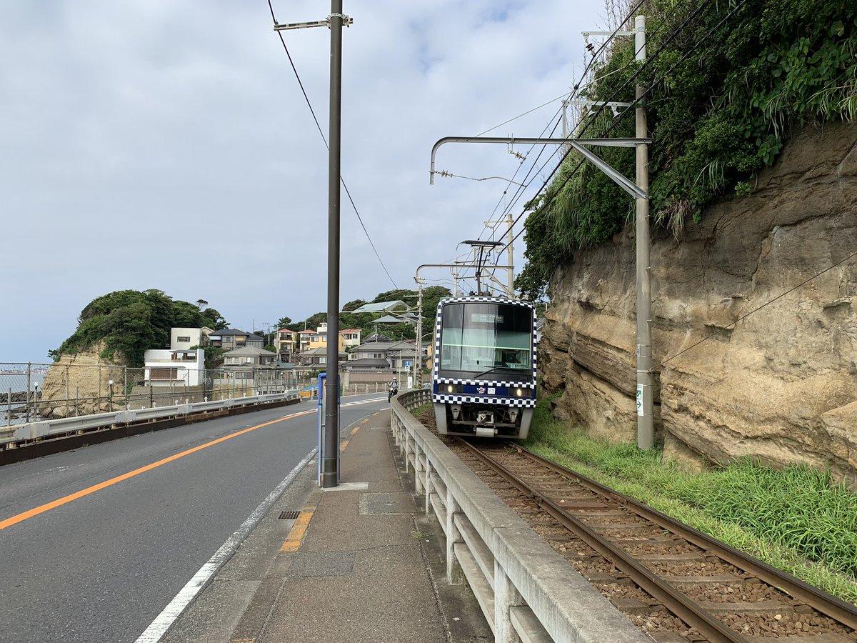 江ノ電 腰越~鎌倉高校前(線路)(3)