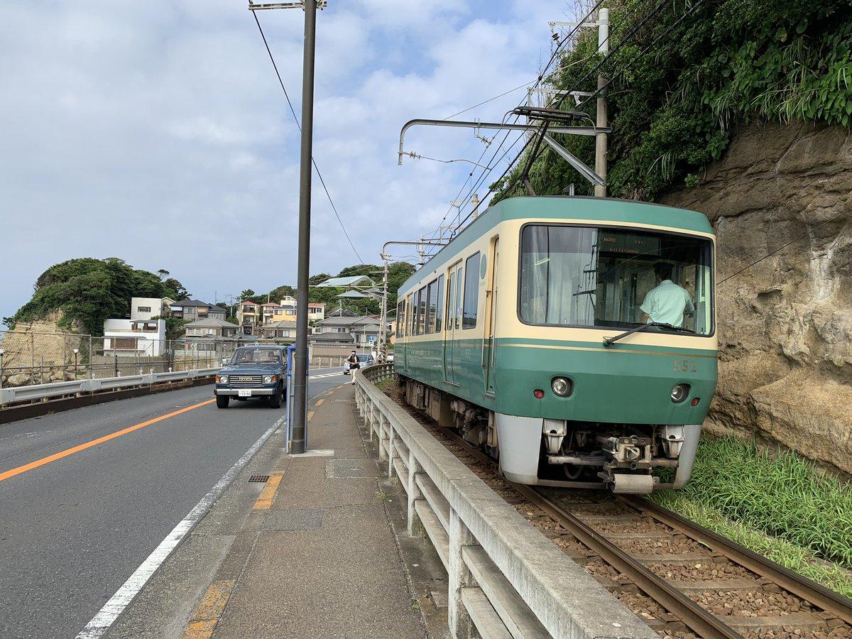 江ノ電 腰越~鎌倉高校前(線路)(4)