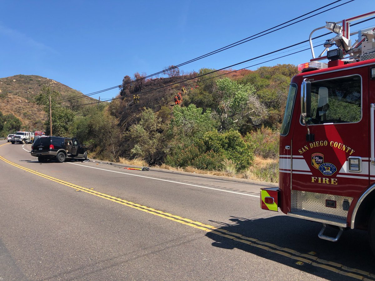 CAL FIRE/SAN DIEGO COUNTY FIRE (@CALFIRESANDIEGO) | Twitter