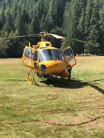 Vancouver Helicopter | Film, Rescue, Transport, Fire