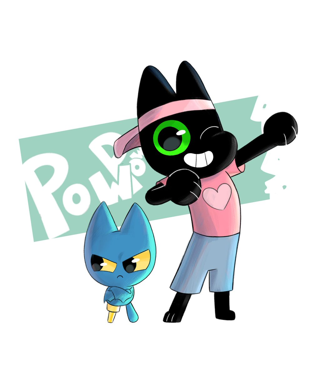 Storyartists Looking For Work On Twitter Pow Pow Its Mao Mao This Episode Made Us Cry Maomaoheroesofpureheart Maomao Adorabat Badgerclops Art Animation Art Arte Cat Twin Twins Https T Co Adyuznpnx6 When adorabat's dad is scared that working with mao mao and badgerclops is too dangerous, he forbids her from seeing them. pow pow its mao mao