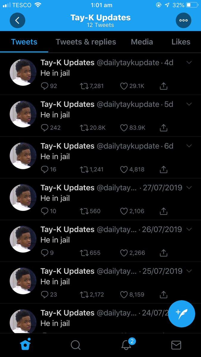 Tay K Release Date