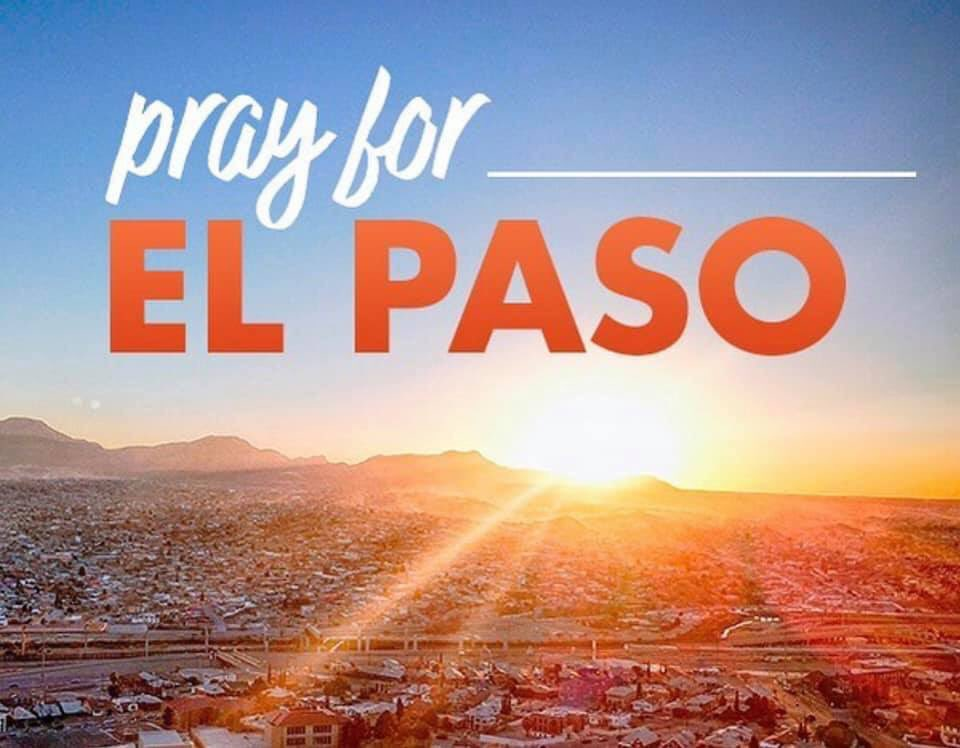 Image result for thoughts and prayers el paso