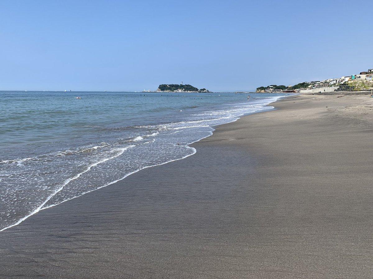 行合橋(4)七里ヶ浜(藤沢方面・江の島~小動岬)