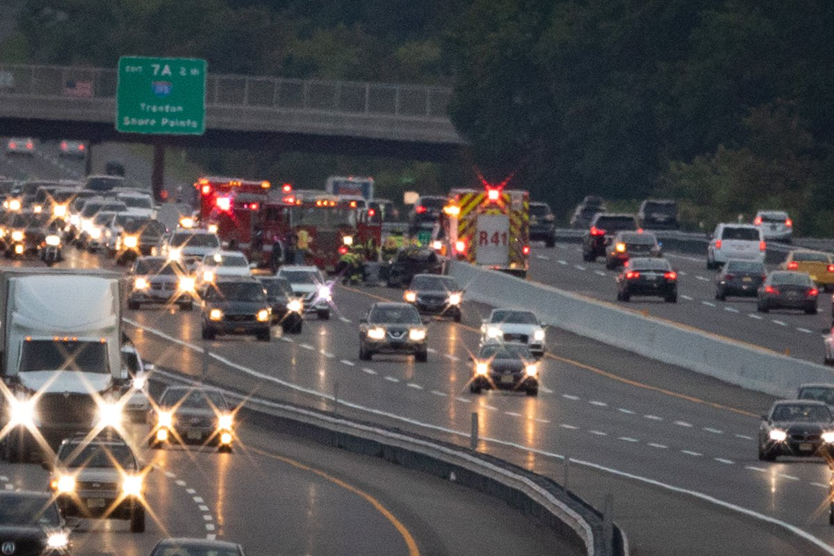 Nj Turnpike Accident Exit 7a