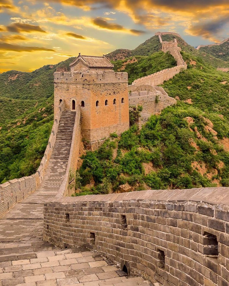 китайская стена картинки выдержав