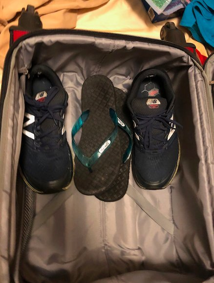 This Brilliantly Simple Packing Trick Will Radically Improve Your Next Trip. (You'll Kick Yourself For Not Thinking of This Before)