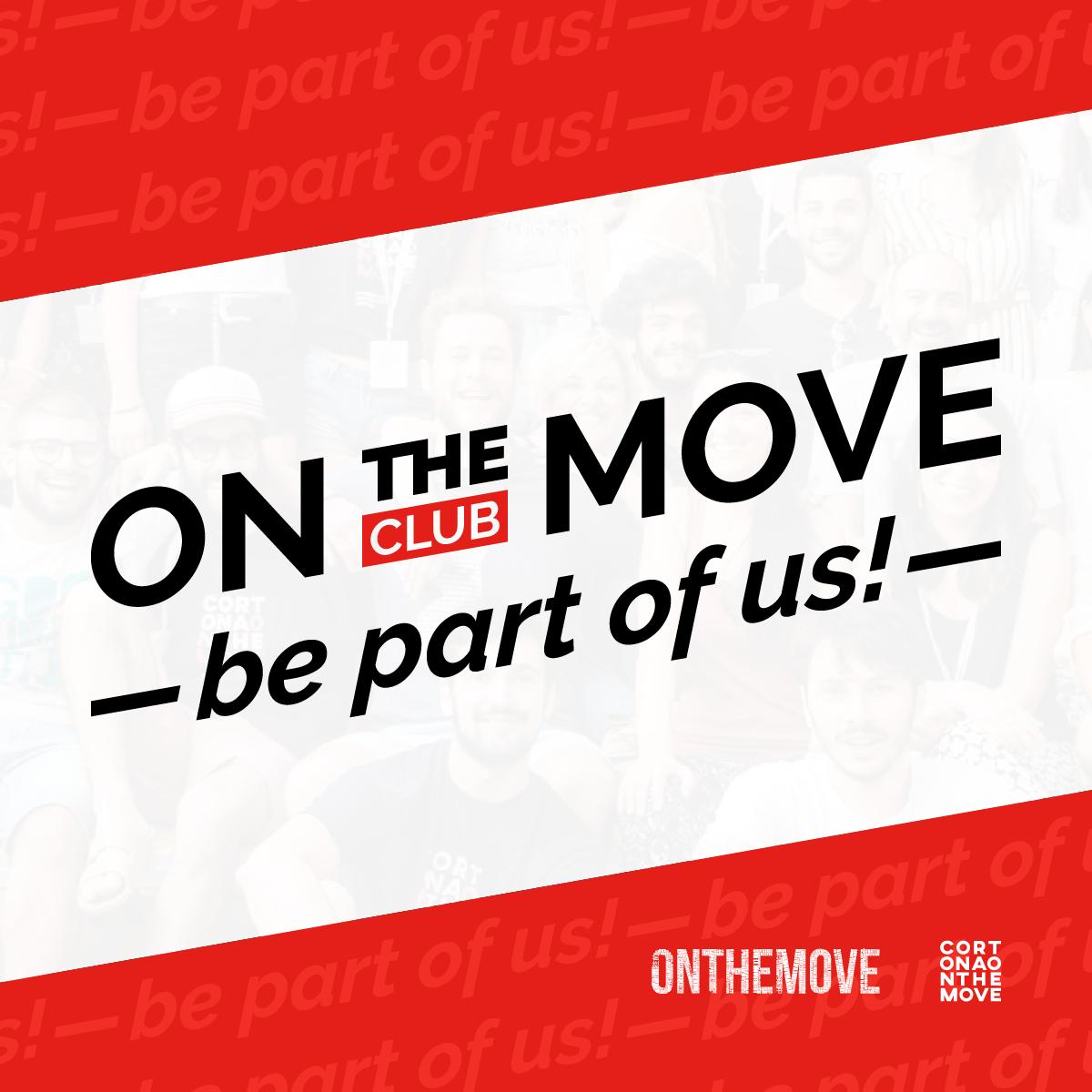 If you have not yet joined ONTHEMOVEClub the membership that allows you to join the circle of friends of Cortona On The Move, let's give you another good reason: until September 29, you can buy your ticket for all #COTM2019 exhibitions at a reduced price: https://t.co/kjaacFrLO7 https://t.co/rCqzdUZ6rh