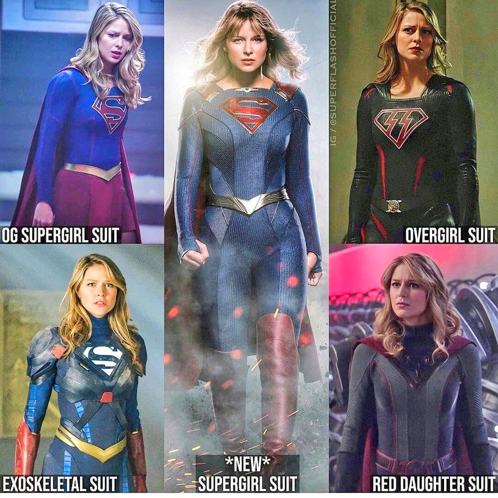 supergirl hashtag on Twitter