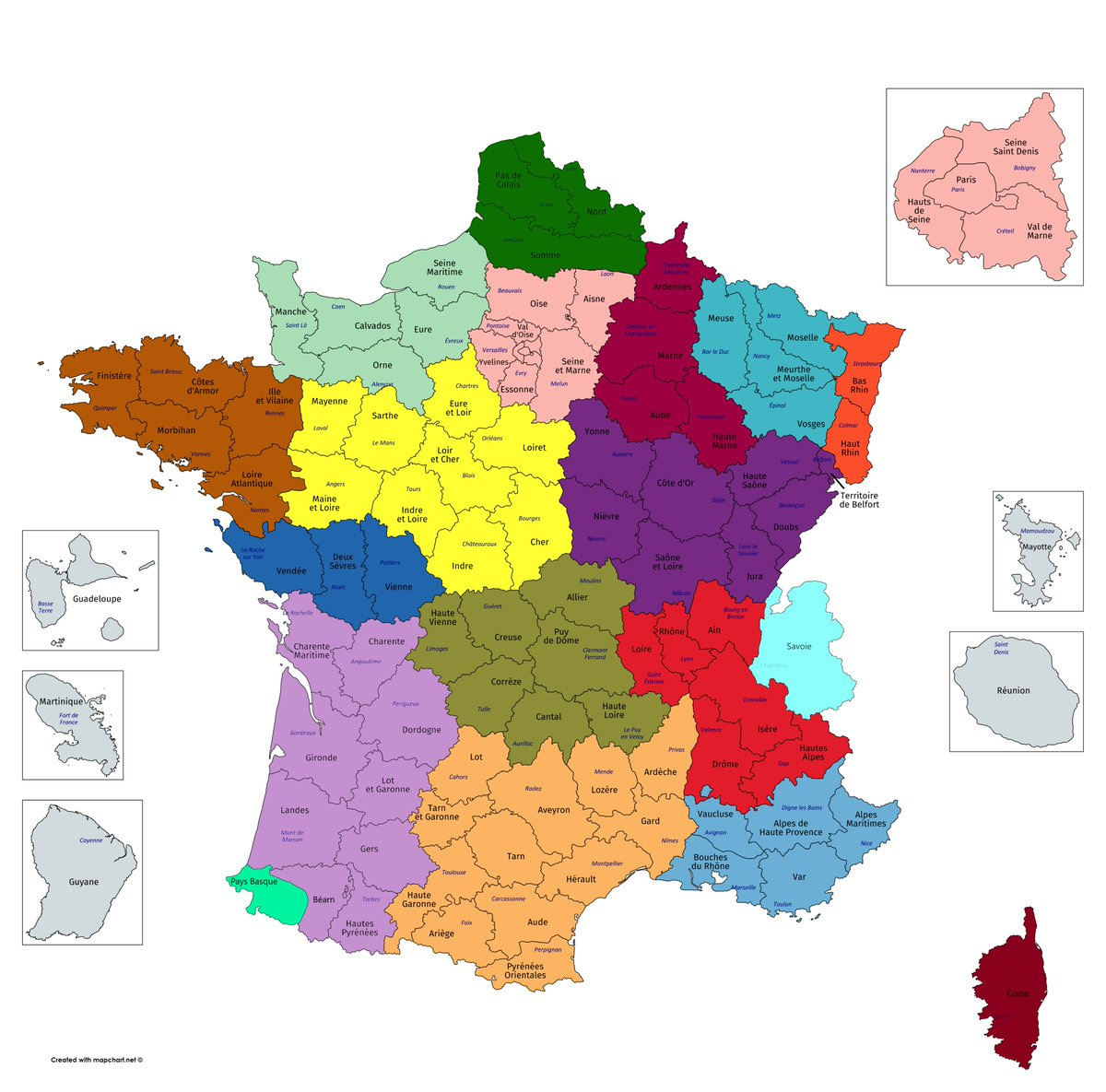 Giuseppe On Twitter Suite A Cette Semaine De Propositions Et De Votes Voici Notre Carte De France Des Regions Avec Ses Frontieres Definitives Https T Co 9pzoy9yqsw