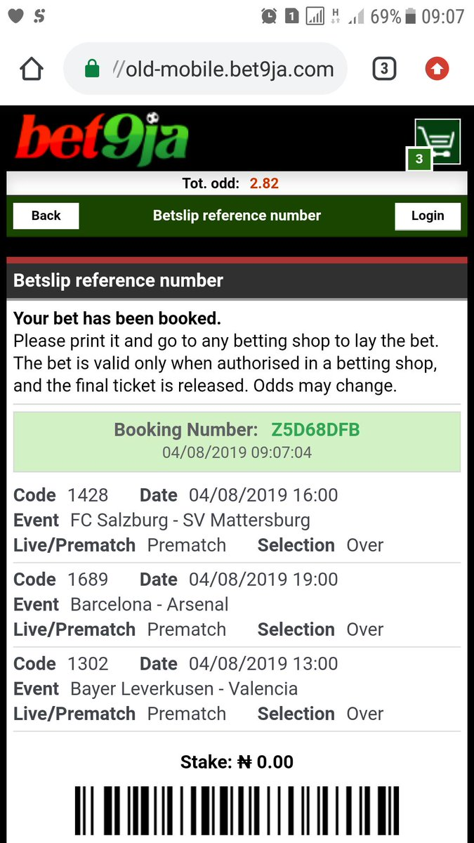 Bet9ja Booking Codes For Tomorrow