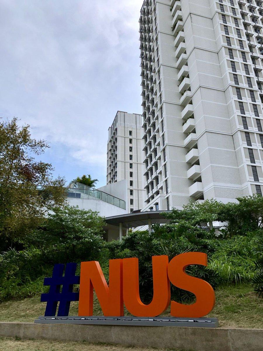 nus hashtag on Twitter