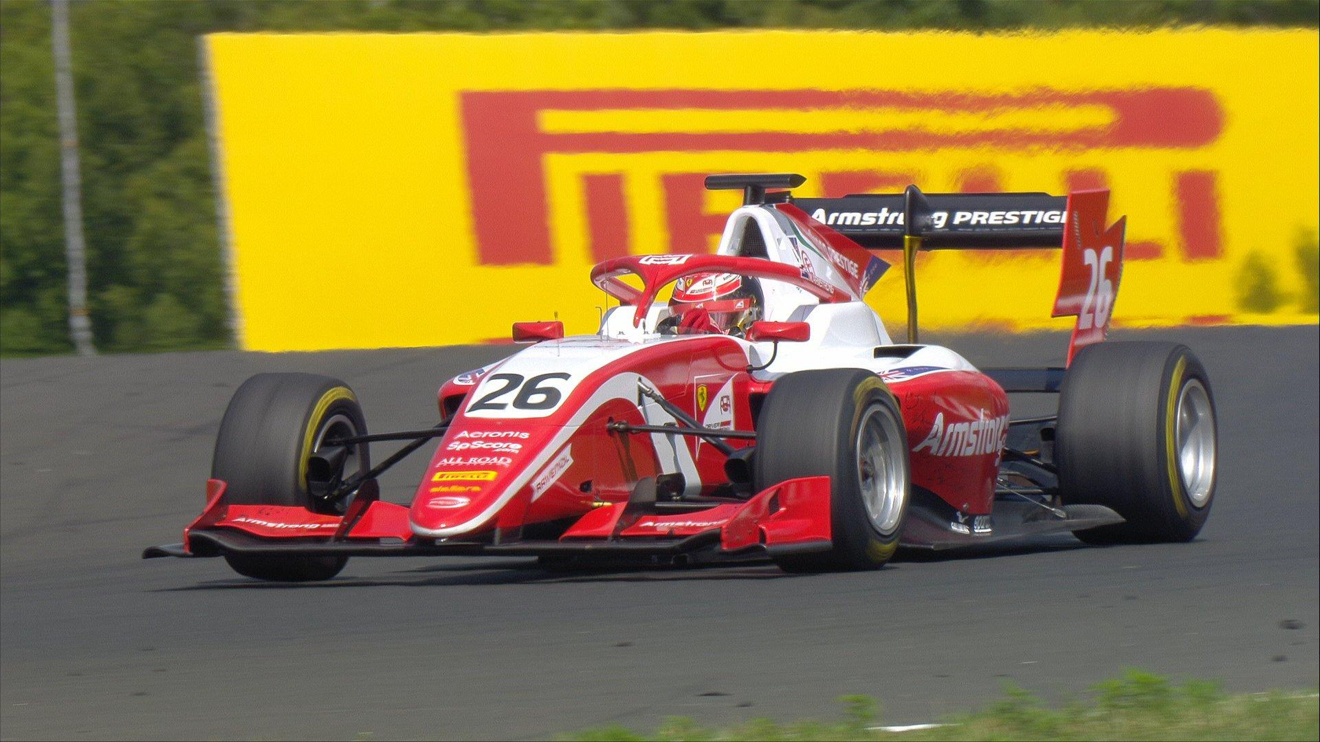 F3 Ungheria Gara 2
