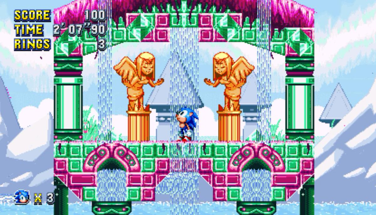 Sonic Fan Games Unblocked
