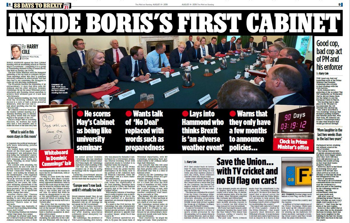 Great detail on Boris' first Cabinet by ⁦@MrHarryCole⁩