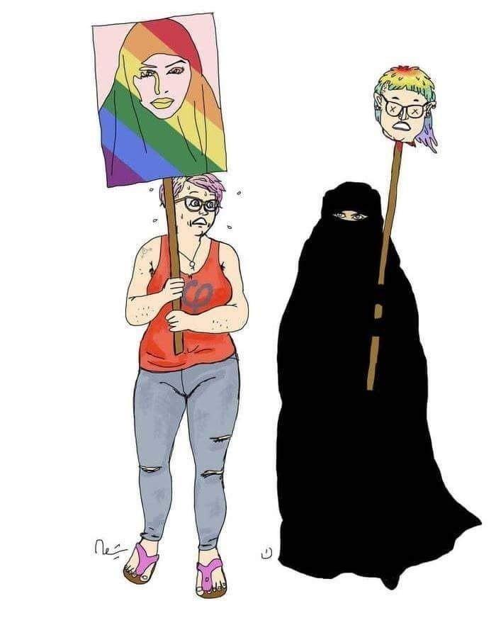 Феминизм смешные картинки, картинки